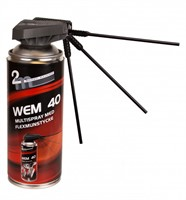 WEM-40 Multispray 400ml Smart Straw 2M